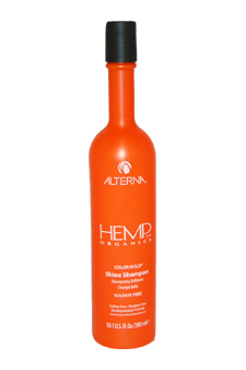 Hemp with Organics Shine Shampoo