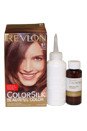 ColorSilk Beautiful Color #51 Light Brown by Revlon for Unisex - 1 Application Hair Color