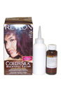 ColorSilk Beautiful Color #34 Deep Burgundy by Revlon for Unisex - 1 Application Hair Color