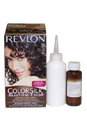 ColorSilk Beautiful Color #30 Dark Brown by Revlon for Unisex - 1 Application Hair Color