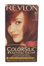 colorsilk Beautiful Color #42 Medium Auburn by Revlon for Unisex - 1 Application Hair Color