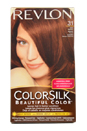 colorsilk Beautiful Color #31Dark Auburn by Revlon for Unisex - 1 Application Hair Color