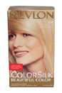colorsilk Beautiful Color #04 Ultra Light Nat Blnd by Revlon for Unisex - 1 Application Hair Color
