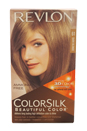 colorsilk Beautiful Color #61 Dark Blonde by Revlon for Unisex - 1 Application Hair Color