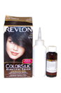 ColorSilk Beautiful Color #11 Soft Black by Revlon for Unisex - 1 Application Hair Color
