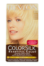 colorsilk Beautiful Color #03 Ultra Light Sun Blonde by Revlon for Unisex - 1 Application Hair Color