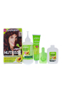 Nutrisse Nourishing Color Creme #66 True Red by Garnier for Unisex - 1 Application Hair Color