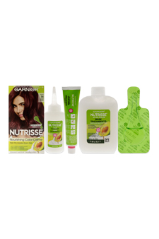 Nutrisse Nourishing Color Creme #56 Medium Reddish Brown by Garnier for Unisex - 1 Application Hair Color