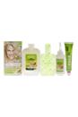 Nutrisse Nourishing Color Creme #100 Extra Light Natural Blonde by Garnier for Unisex - 1 Application Hair Color
