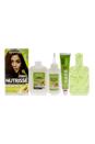 Nutrisse Nourishing Color Creme #43 Dark Golden Brown by Garnier for Unisex - 1 Application Hair Color