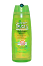 Fructis Sleek & Shine Fortifying Shampoo by Garnier for Unisex - 13 oz Shampoo
