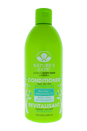 Aloe Vera Moisturizing Conditioner For Normal To Dry Hair by Nature's Gate for Unisex - 18 oz Conditioner