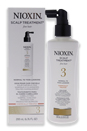 System 3 Scalp Activating Treatment For Fine Chem.Enh.Normal-Thin Hair by Nioxin for Unisex - 6.8 oz Treatment
