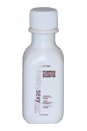 Healthy Sexy Hair Pumpkin Detoxifying Shampoo by Sexy Hair for Unisex - 2 oz Shampoo