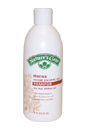 Henna Shine Enhancing Shampoo For Dull Lifeless Hair by Nature's Gate for Unisex - 18 oz Shampoo