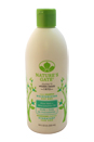 Aloe Vera Moisturizing Shampoo For Normal To Dry Hair by Nature's Gate for Unisex - 18 oz Shampoo