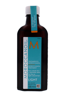 Light Oil Treatment by MoroccanOil for Unisex - 3.4 oz Treat