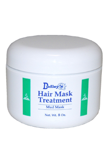 Dudley's Hair Mask Treatment Mud Mask 8 oz Mask $ 13.19