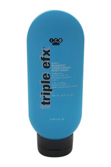 Ice Hair Triple EFX 3-in-1 Shampoo Conditioner Body Wash by Joico for Unisex - 8.5 oz Conditioner U-HC-2685 - 2pk at Sears.com