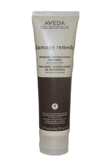 Damage Remedy Intensive Restructuring Treatment by Aveda for Unisex - 4.2 oz Treatment