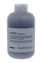 Love Lovely Smoothing Shampoo by Davines for Unisex - 8.45 oz Shampoo
