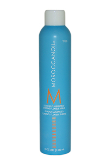 Moroccan Oil Luminous Hair Spray by MoroccanOil for Unisex - 10 oz Hair Spray