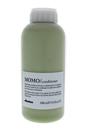 Momo Moisturizing Revitalizing Creme Conditioner by Davines for Unisex - 33.8 oz Conditioner