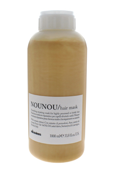 Nounou Pak Nourishing Repairing Mask by Davines for Unisex - 33.8 oz Mask $ 40.99
