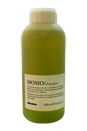 Momo Moisturizing Shampoo for Dry & Dehydrated Hair by Davines for Unisex - 33.8 oz Shampoo