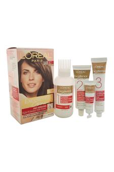 Excellence Creme Pro - Keratine # 5AB Mocha Ash Brown - Cooler by L'Oreal Paris for Unisex - 1 Application Hair Color