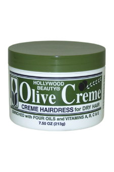 Hollywood Beauty Olive Cream Hairdress by Hollywood Beauty for Unisex Cream