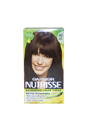 Nutrisse Nourishing Color Creme # 40 Dark Brown by Garnier for Unisex - 1 Application Hair Color