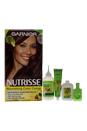 Nutrisse Nourishing Color Creme # 452 Dark Reddish Brown by Garnier for Unisex - 1 Application Hair Color