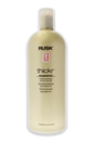 Thickr Shampoo by Rusk for Unisex - 33.8 oz Shampoo