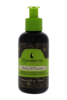 Healing Oil Treatment by Macadamia Oil for Unisex - 4.2 oz Treatment