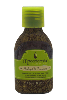 Healing Oil Treatment by Macadamia Oil for Unisex - 1 oz Treatment