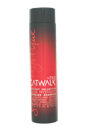 Catwalk Straight Collection Sleek Mystique Glossing Shampoo by TIGI for Unisex - 10.14 oz Shampoo