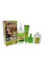 Nutrisse Nourishing Color Creme # 80 Medium Natural Blonde by Garnier for Unisex - 1 Application Hair Color