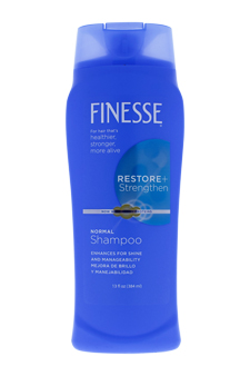 Self Adjusting Texture Enhancing Shampoo by Finesse for Unisex - 13 oz Shampoo
