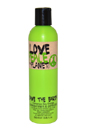 Love Peace & the Planet Save The Earth Straightener & Defrizzer by TIGI for Unisex - 8.45 oz Styling