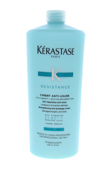 Resistance Ciment Anti-Usure Treatment for Unisex - 34 oz Treatment