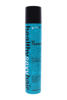 Healthy Sexy Hair Soy Touchable by Sexy Hair for Unisex - 9 oz Hair Spray