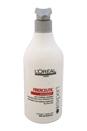 Serie Expert Fiberceutic Restorative Hair Sealing Treatment by L'Oreal Professional for Unisex - 16.9 oz Treatment