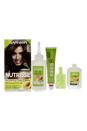 Nutrisse Nourishing Color Creme # 51 Medium Ash Brown by Garnier for Unisex - 1 Application Hair Color