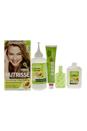 Nutrisse Nourishing Color Creme # 73 Dark Golden Blonde by Garnier for Unisex - 1 Application Hair Color