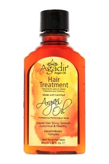 Argan Oil Hair Treatment by Agadir for Unisex - 2.25 oz Treatment