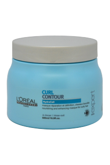 Serie Expert Curl Contour Masque by L'Oreal Professional for Unisex - 16.9 oz Masque