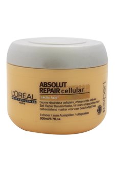 Serie Expert Absolut Repair Cellular Masque for Unisex Masque
