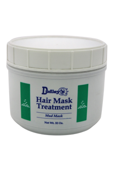 Hair Mask Treatment Mud Mask by Dudley's for Unisex - 32 oz Mask $ 25.99