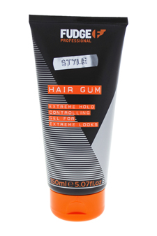 Hair Gum Extreme Hold Controlling Gel by Fudge for Unisex - 5.07 oz Gel $ 13.99